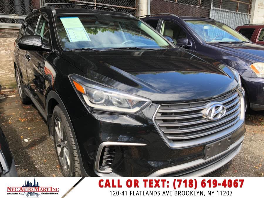 Used 2018 Hyundai Santa Fe in Brooklyn, New York | NYC Automart Inc. Brooklyn, New York