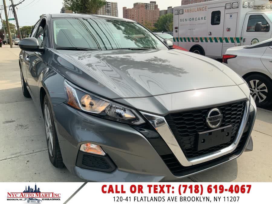 Used 2019 Nissan Altima in Brooklyn, New York | NYC Automart Inc. Brooklyn, New York