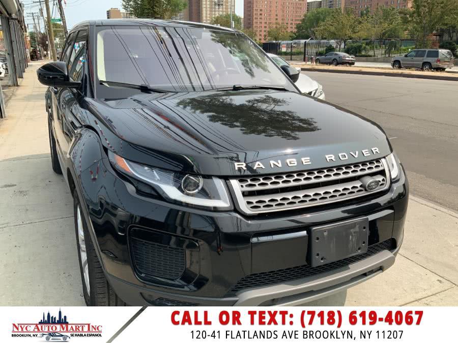 Used Land Rover Range Rover Evoque 5 Door SE 2019 | NYC Automart Inc. Brooklyn, New York