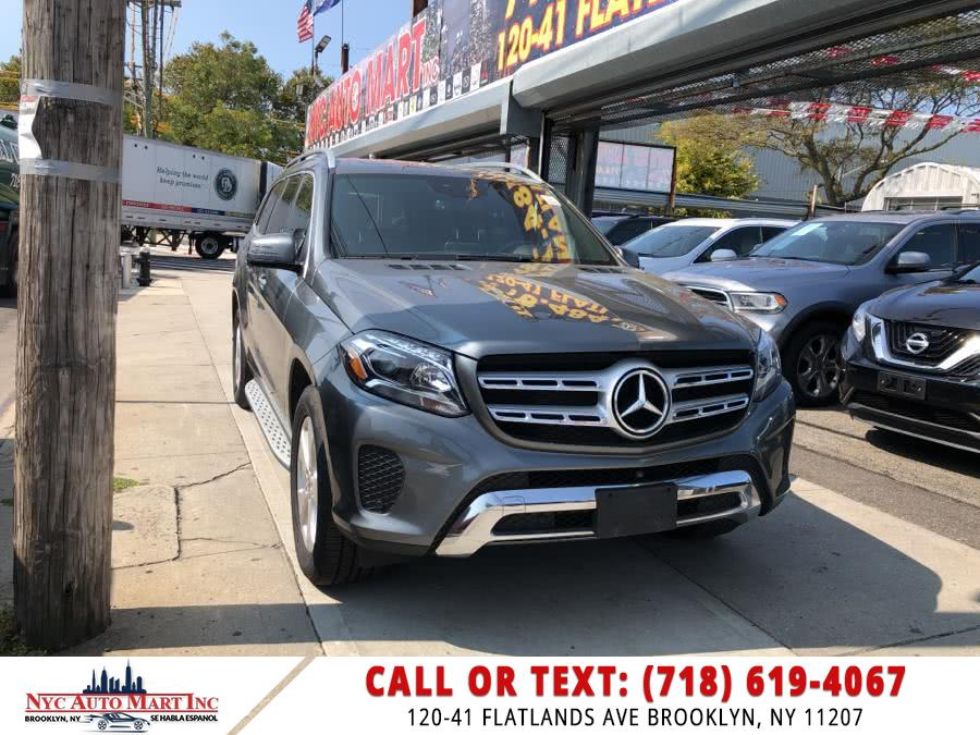 Used 2017 Mercedes-Benz GLS in Brooklyn, New York | NYC Automart Inc. Brooklyn, New York