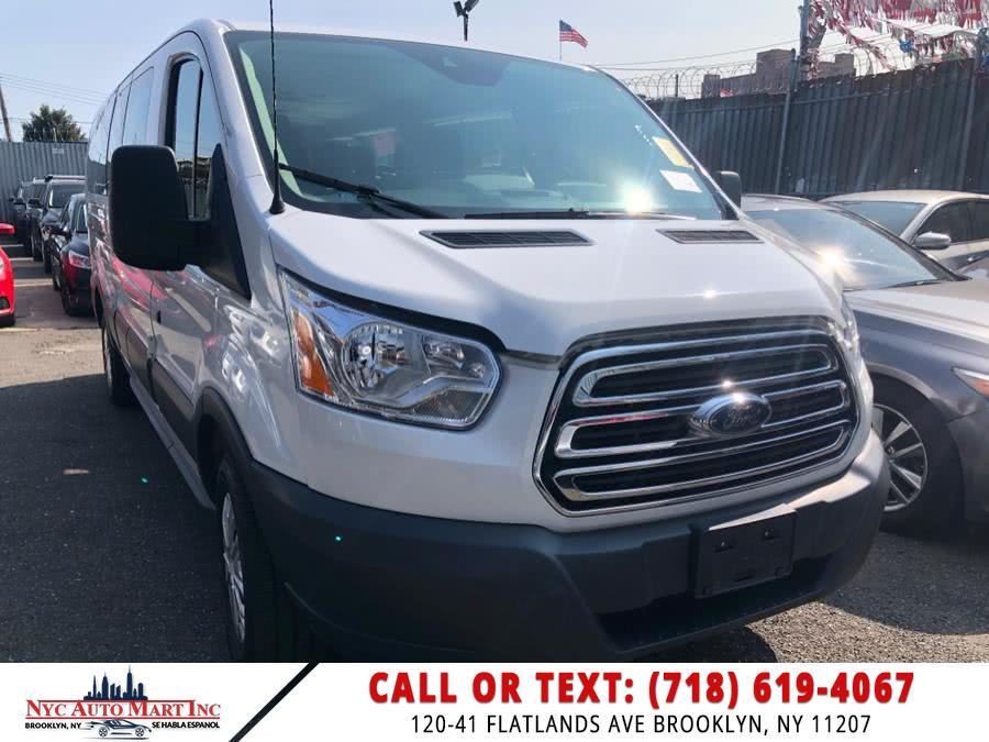 "Used Ford Transit Passenger Wagon T-350 148"" Low Roof XL Swing-Out RH Dr 2018 