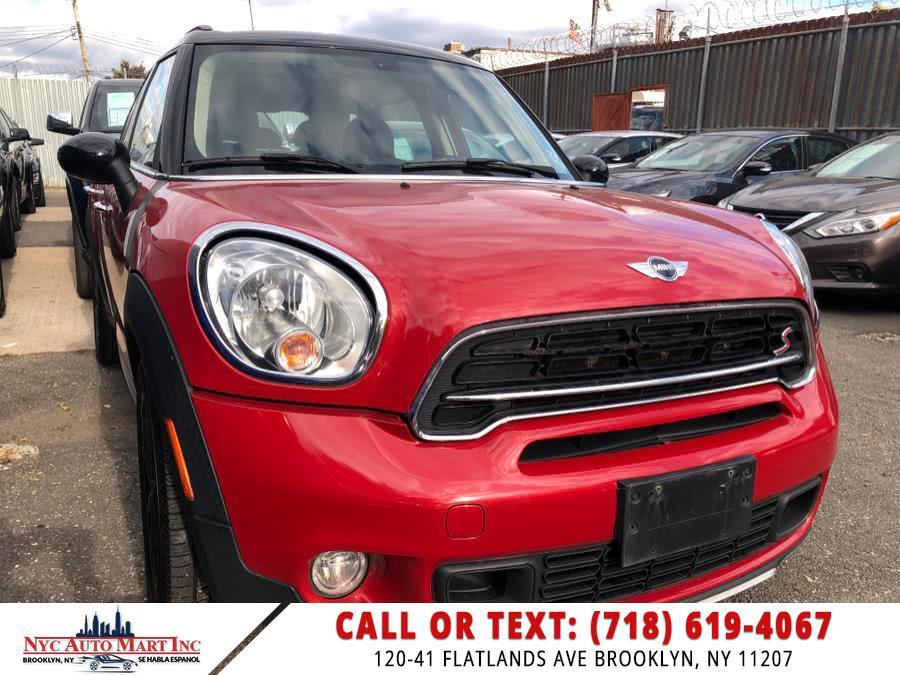 Used MINI Cooper Countryman ALL4 4dr S 2015 | NYC Automart Inc. Brooklyn, New York
