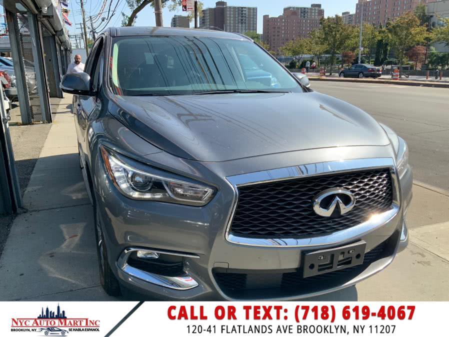 Used 2019 INFINITI QX60 in Brooklyn, New York | NYC Automart Inc. Brooklyn, New York