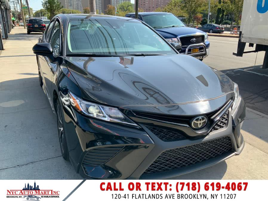 Used Toyota Camry SE Auto (Natl) 2019 | NYC Automart Inc. Brooklyn, New York