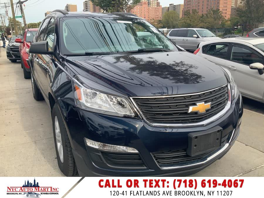 Used 2017 Chevrolet Traverse in Brooklyn, New York | NYC Automart Inc. Brooklyn, New York