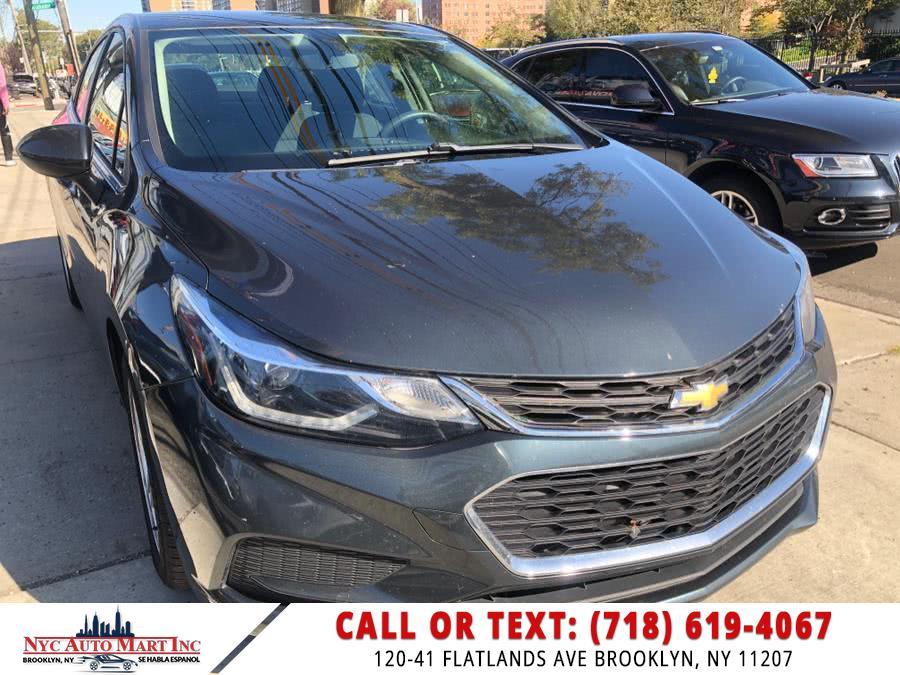 Used 2018 Chevrolet Cruze in Brooklyn, New York   NYC Automart Inc. Brooklyn, New York