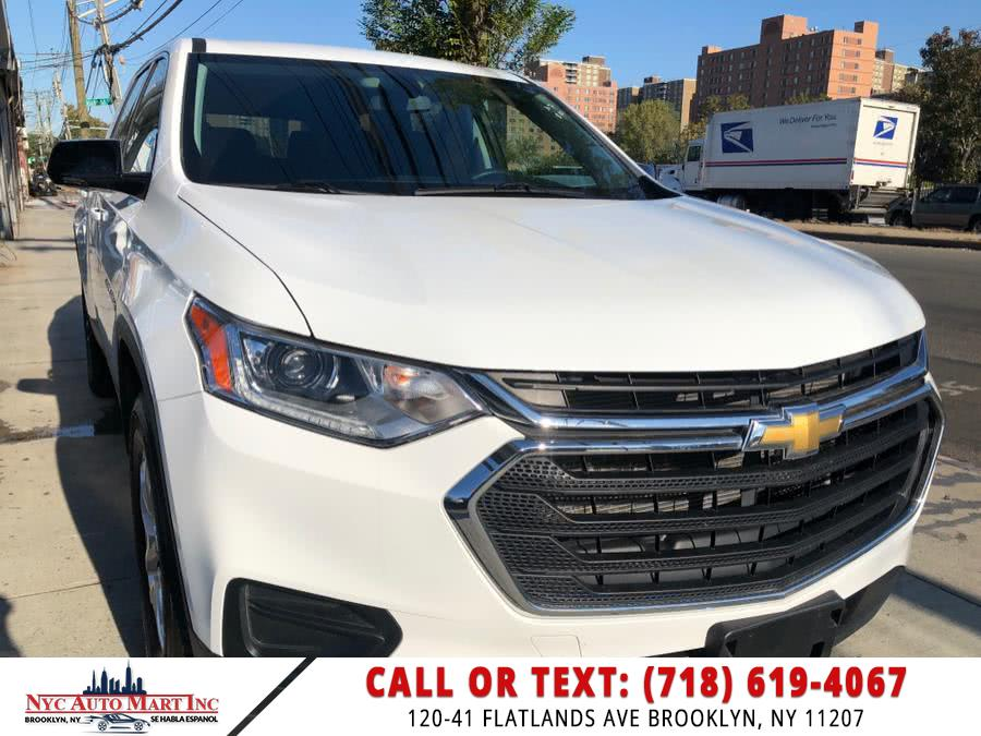 Used 2020 Chevrolet Traverse in Brooklyn, New York | NYC Automart Inc. Brooklyn, New York