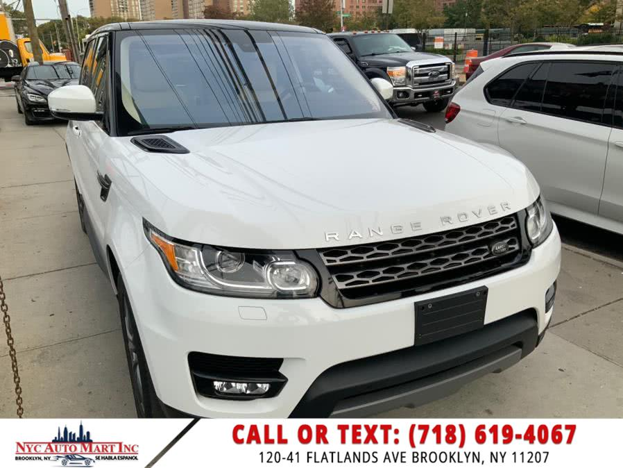 Used 2016 Land Rover Range Rover Sport in Brooklyn, New York | NYC Automart Inc. Brooklyn, New York