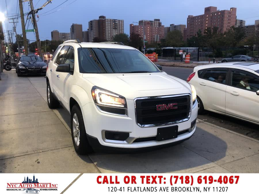 Used GMC Acadia FWD 4dr SLE w/SLE-1 2016 | NYC Automart Inc. Brooklyn, New York
