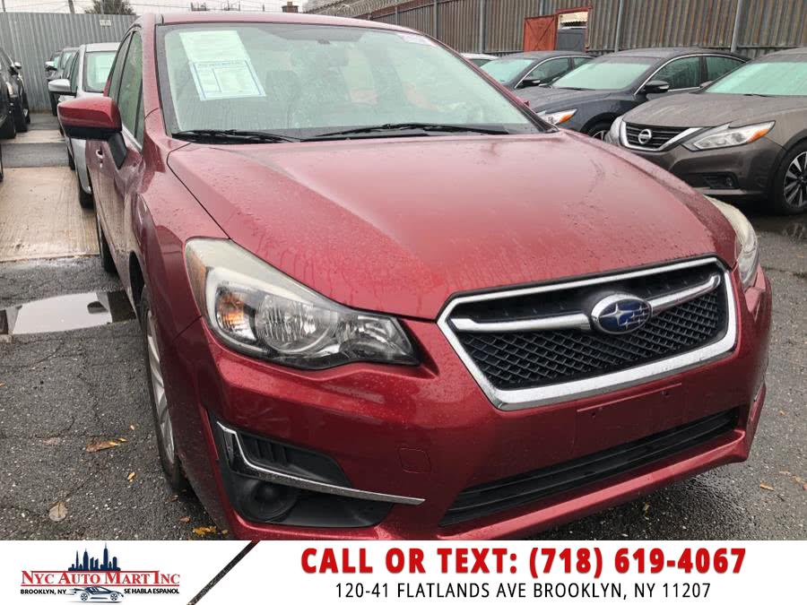 Used 2015 Subaru Impreza Sedan in Brooklyn, New York | NYC Automart Inc. Brooklyn, New York