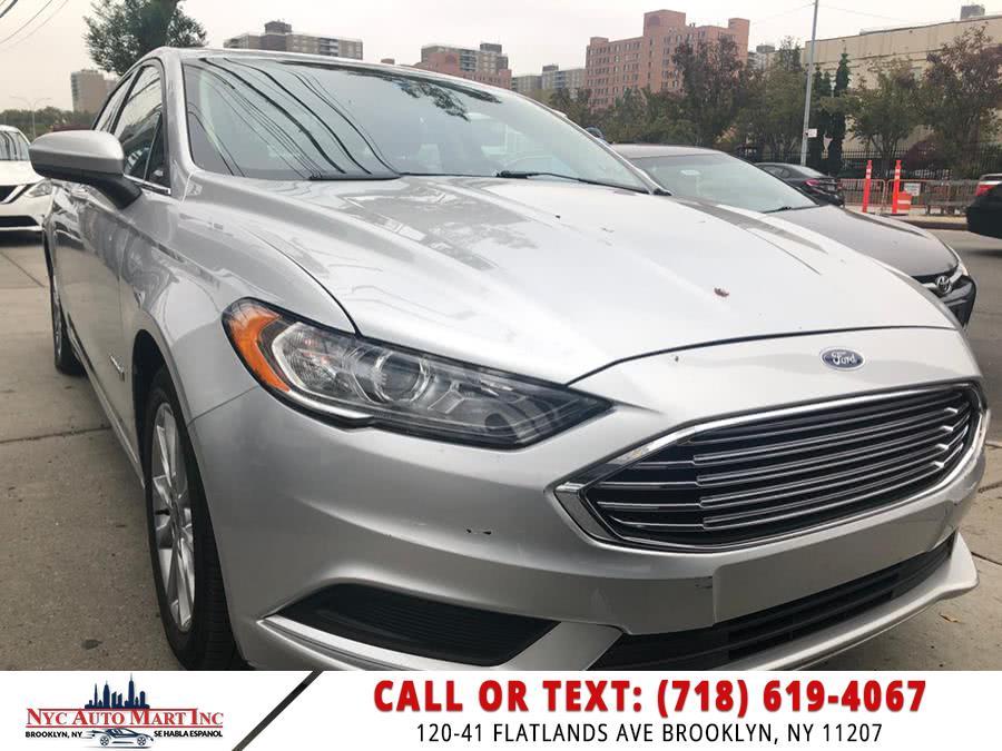 Used 2017 Ford Fusion in Brooklyn, New York | NYC Automart Inc. Brooklyn, New York