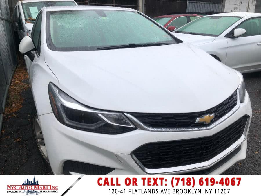 Used 2018 Chevrolet Cruze in Brooklyn, New York | NYC Automart Inc. Brooklyn, New York