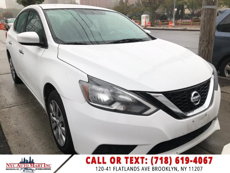 Used 2018 Nissan Sentra in Brooklyn, New York | NYC Automart Inc. Brooklyn, New York