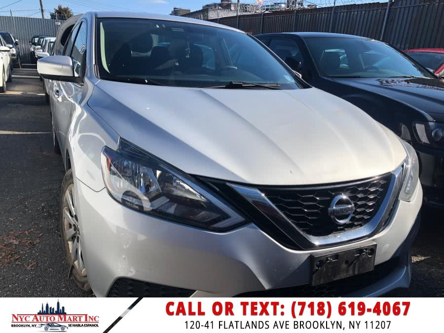 Used 2017 Nissan Sentra in Brooklyn, New York | NYC Automart Inc. Brooklyn, New York