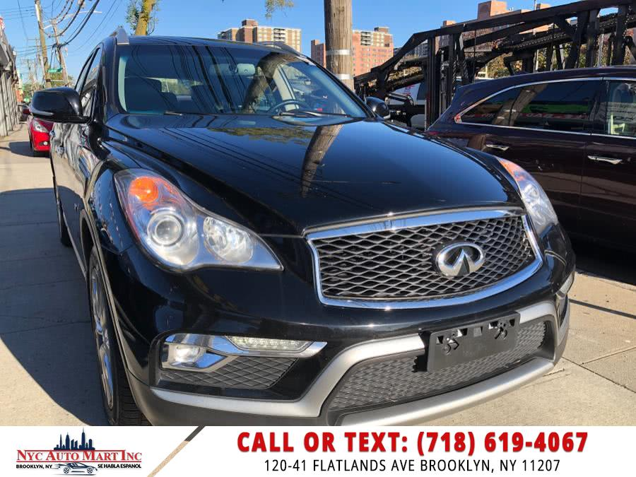 Used 2017 INFINITI QX50 in Brooklyn, New York | NYC Automart Inc. Brooklyn, New York