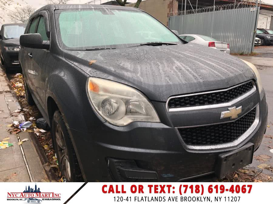 Used Chevrolet Equinox AWD 4dr LS 2011 | NYC Automart Inc. Brooklyn, New York