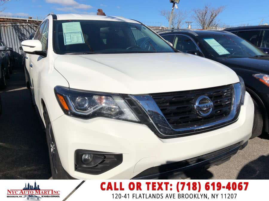 Used 2020 Nissan Pathfinder in Brooklyn, New York | NYC Automart Inc. Brooklyn, New York