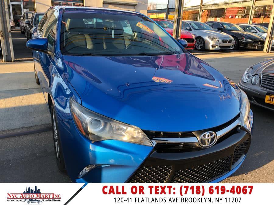Used 2017 Toyota Camry in Brooklyn, New York | NYC Automart Inc. Brooklyn, New York