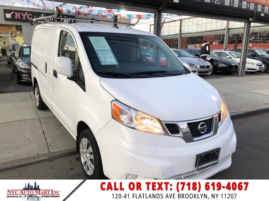 Used 2017 Nissan NV200 Compact Cargo in Brooklyn, New York | NYC Automart Inc. Brooklyn, New York