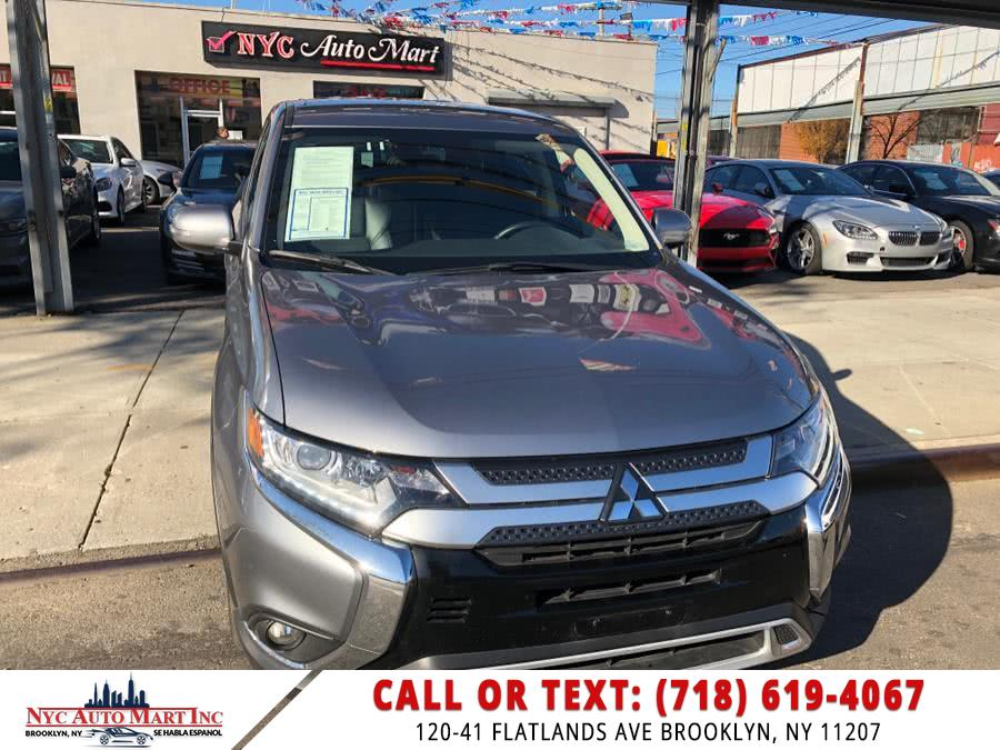 Used 2020 Mitsubishi Outlander in Brooklyn, New York | NYC Automart Inc. Brooklyn, New York