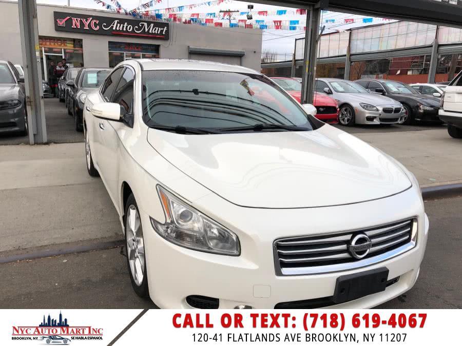 Used 2014 Nissan Maxima in Brooklyn, New York | NYC Automart Inc. Brooklyn, New York