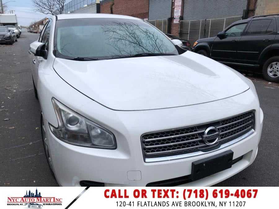 Used Nissan Maxima 4dr Sdn V6 CVT 3.5 S 2009 | NYC Automart Inc. Brooklyn, New York