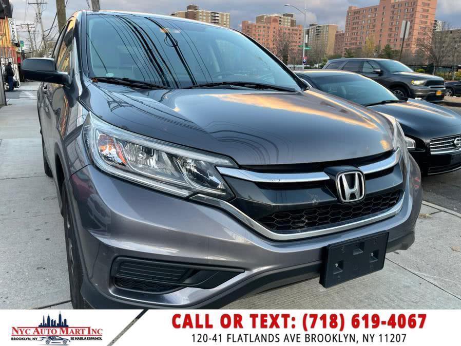 Used 2016 Honda CR-V in Brooklyn, New York | NYC Automart Inc. Brooklyn, New York