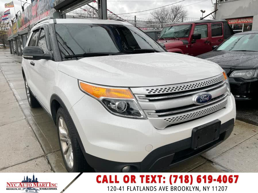 Used Ford Explorer 4WD 4dr XLT 2012 | NYC Automart Inc. Brooklyn, New York