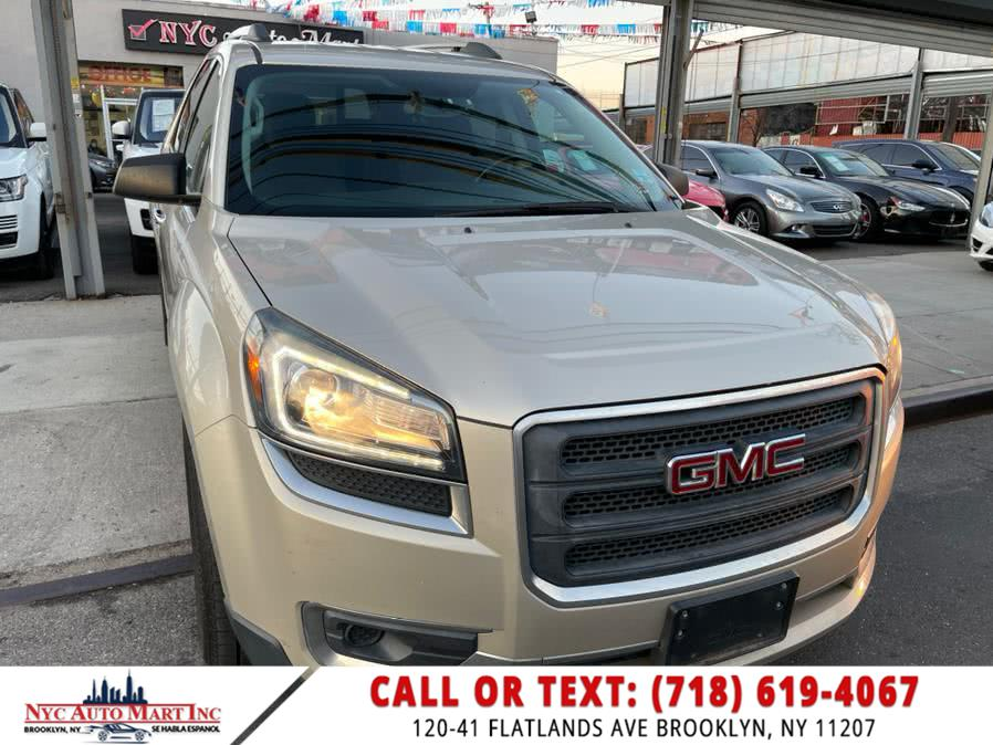 Used 2015 GMC Acadia in Brooklyn, New York | NYC Automart Inc. Brooklyn, New York
