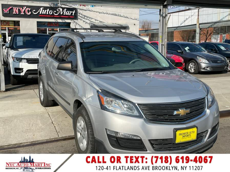 Used 2016 Chevrolet Traverse in Brooklyn, New York | NYC Automart Inc. Brooklyn, New York