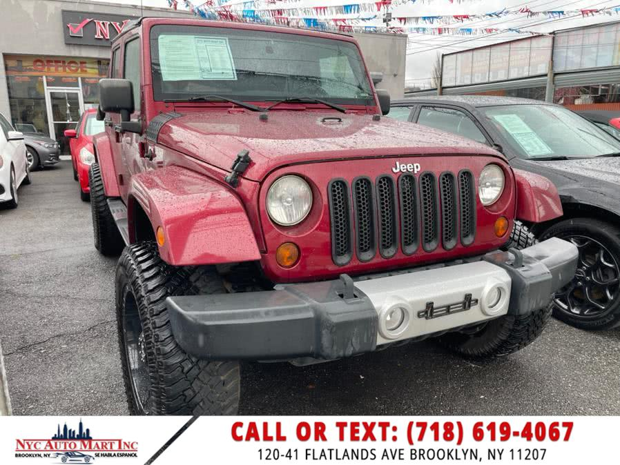 Used 2011 Jeep Wrangler Unlimited in Brooklyn, New York | NYC Automart Inc. Brooklyn, New York