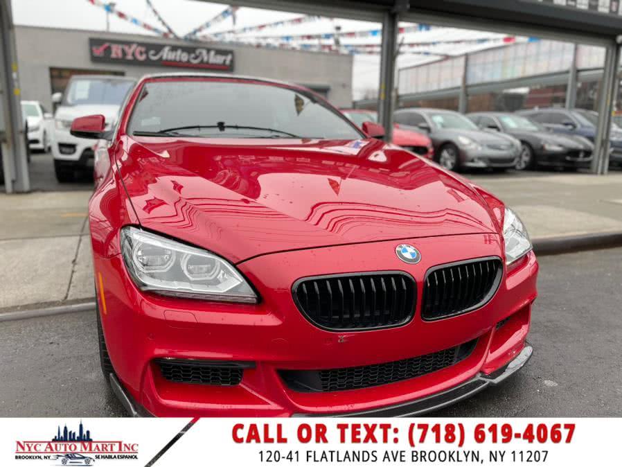 Used 2013 BMW 6 Series in Brooklyn, New York | NYC Automart Inc. Brooklyn, New York