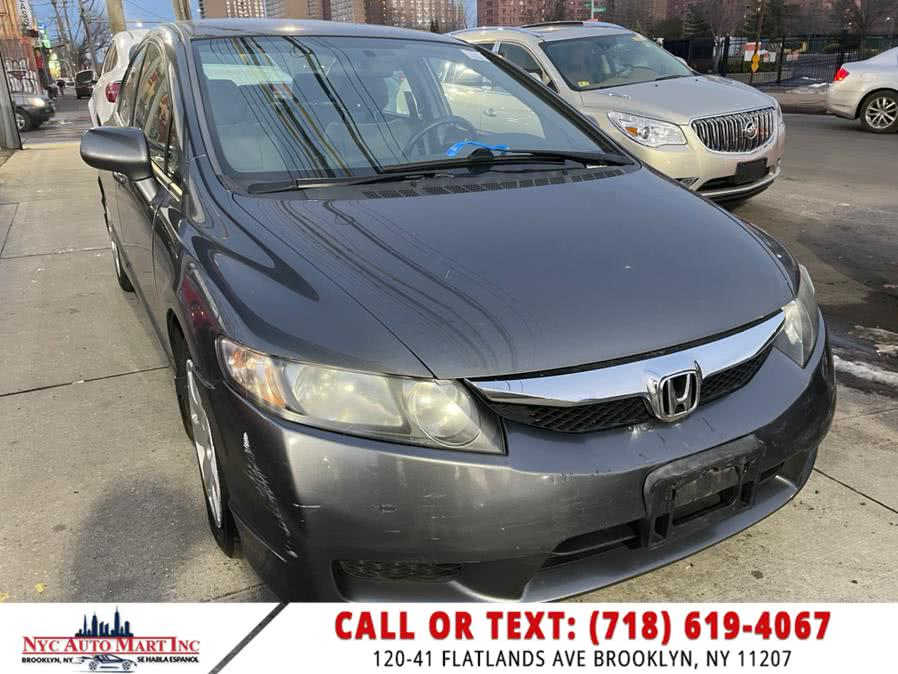 Used Honda Civic Sdn 4dr  LX 2011 | NYC Automart Inc. Brooklyn, New York