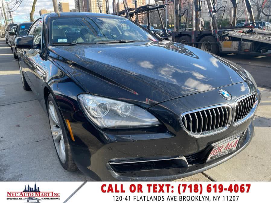 Used 2014 BMW 6 Series in Brooklyn, New York | NYC Automart Inc. Brooklyn, New York