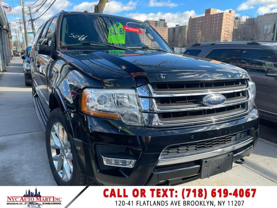 Used 2016 Ford Expedition EL in Brooklyn, New York | NYC Automart Inc. Brooklyn, New York