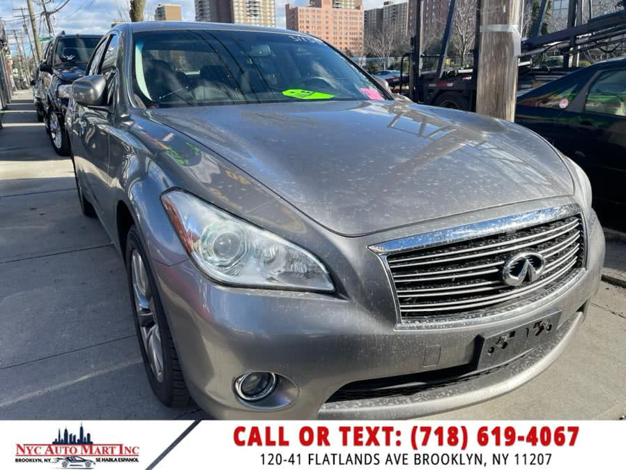 Used 2013 Infiniti M37 in Brooklyn, New York | NYC Automart Inc. Brooklyn, New York