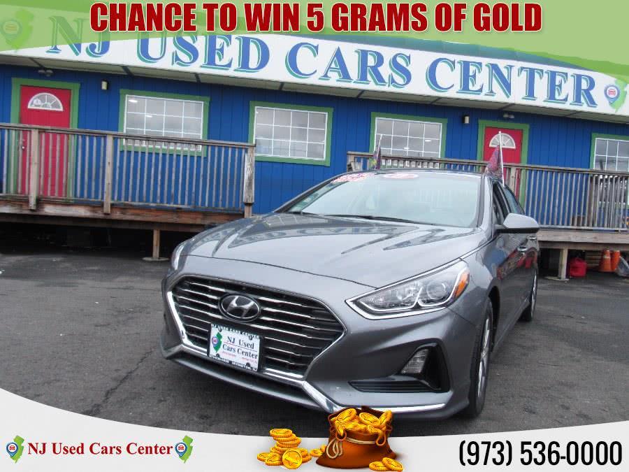 Used 2019 Hyundai Sonata in Irvington, New Jersey | NJ Used Cars Center. Irvington, New Jersey