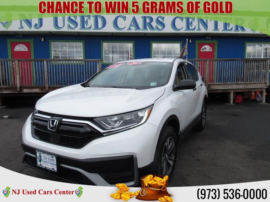 Used 2020 Honda CR-V in Irvington, New Jersey | NJ Used Cars Center. Irvington, New Jersey