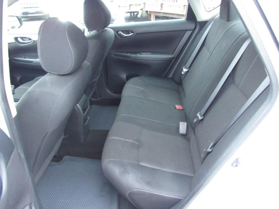 Used Nissan Sentra S CVT 2018 | NJ Used Cars Center. Irvington, New Jersey