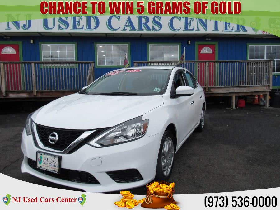 Used 2018 Nissan Sentra in Irvington, New Jersey | NJ Used Cars Center. Irvington, New Jersey