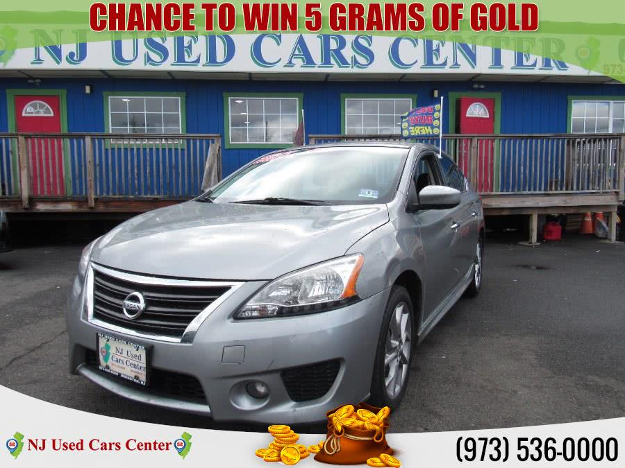 Used 2014 Nissan Sentra in Irvington, New Jersey | NJ Used Cars Center. Irvington, New Jersey
