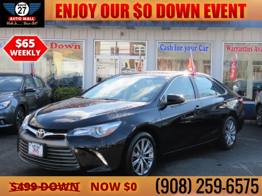 Used 2016 Toyota Camry in Linden, New Jersey | Route 27 Auto Mall. Linden, New Jersey