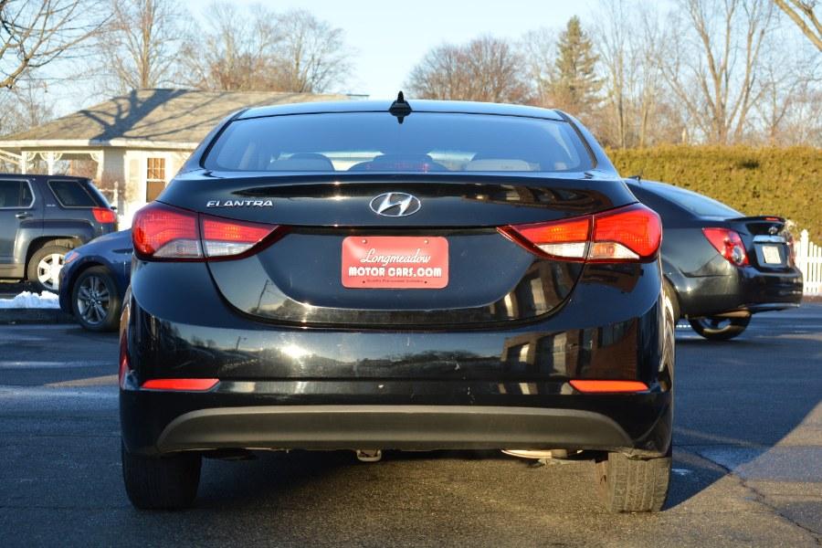 Used Hyundai Elantra 4dr Sdn Auto SE (Ulsan Plant) 2016 | Longmeadow Motor Cars. ENFIELD, Connecticut