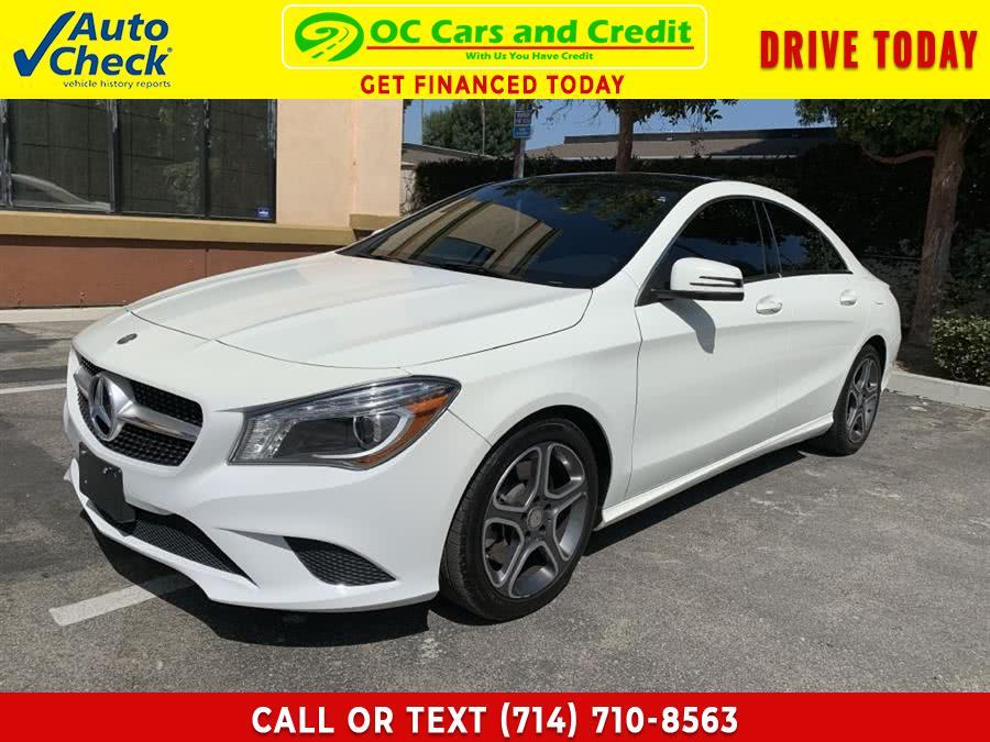 Used 2014 Mercedes-benz Cla in Garden Grove, California | OC Cars and Credit. Garden Grove, California