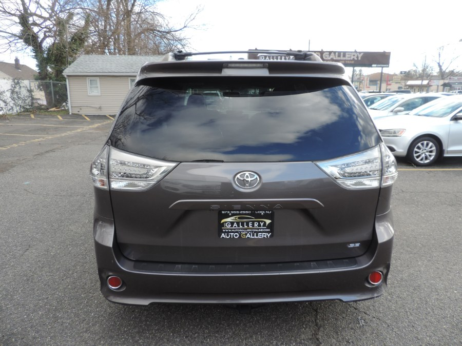 Used Toyota Sienna 5dr 8-Pass Van V6 SE FWD (Natl) 2013   Auto Gallery. Lodi, New Jersey