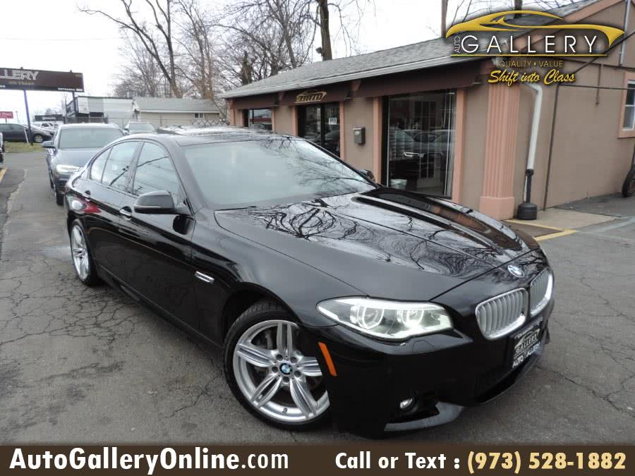 Used 2014 BMW 5 Series in Lodi, New Jersey | Auto Gallery. Lodi, New Jersey