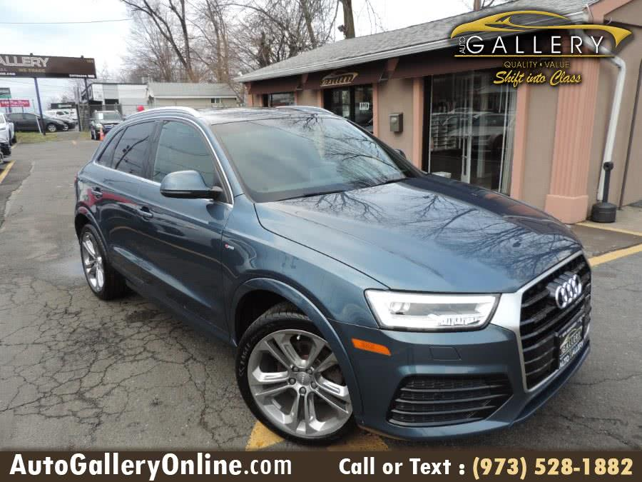 Used 2016 Audi Q3 in Lodi, New Jersey | Auto Gallery. Lodi, New Jersey