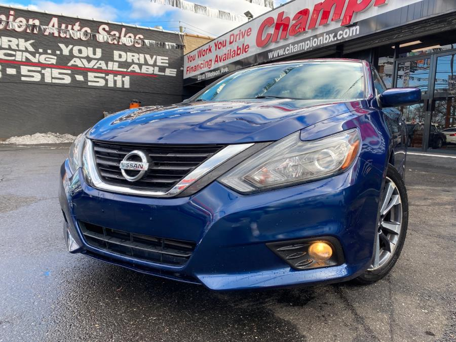 Used 2016 Nissan Altima in Bronx, New York | Champion Auto Sales Of The Bronx. Bronx, New York