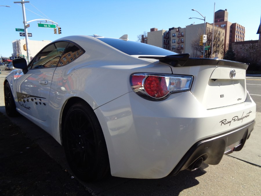 Used Scion FR-S Manual Supercharged 2016 | Top Speed Motors LLC. Jamaica, New York