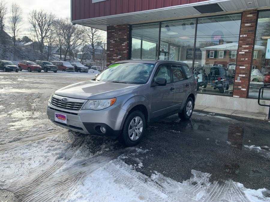 Used Subaru Forester 4dr Auto 2.5X 2010 | Routhier Auto Center. Barre, Vermont